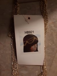 Beautiful brand-new gold headpiece really cool Norfolk, 23523