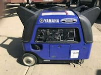 yamaha ef3000ise great condition quite generator Calgary, T2M 1S7