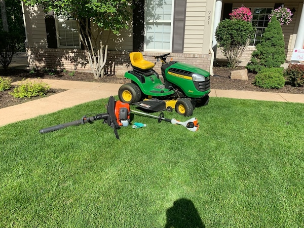 Lawn And Landscape In Chesterfield Letgo