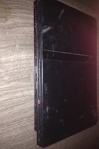 black Sony PS3 game console Regina, S4T 1Y7