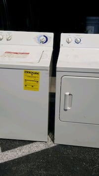 Washer/dryer set Capitol Heights, 20743