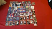Over 50 baseketball cards  Jessup, 20794