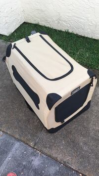 Collapsible Large Pet Travel Carrier Melbourne, 32940