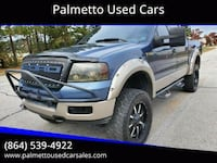 2004 Ford F-150 Lariat Financing available  Piedmont, 29673
