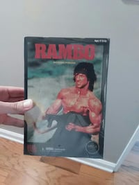 RAMBO ACTION FIGURE BY NECA Toronto, M1W 2N8