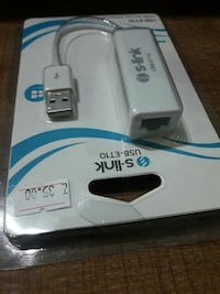 Usb to ethernet (usb yi ethenete cevirici)