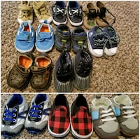 Baby boy shoes Byrnes Mill, 63051