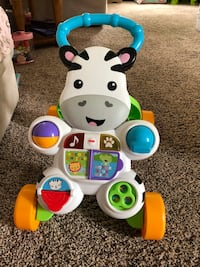 Fisher-Price learn with me zebra walker Johnstown, 15901