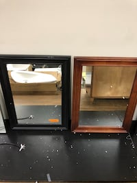 24x32 black and brown mirror  Fremont, 94538