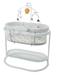 Fisher-Price Soothing Motion Bassinet Mountain View, 94041