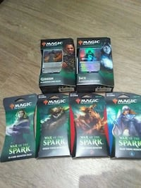 Magic The Gathering Cards Burnaby, V3N 2M5