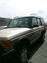 Land Rover -v8 Discovery II se7 4×4 02 v8 Little Rock