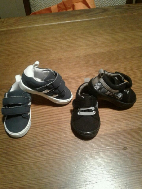 afbd1575ca83 Used 6-9 Month Size 3 Baby Boy Shoes for sale in Greenville - letgo