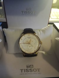 TISSOT TRADITION PERPETUAL PERFORMANCE WATCH