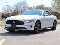 2019 Ford Mustang Eco/Clean Title/2k Miles Orange