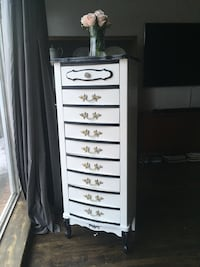 Delivery - vintage French lingerie chest  Toronto, M9B 3C6