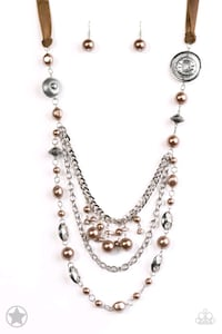 silver-colored necklace with earrings Greenville, 27834