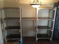 "Metal shelves shelf 8ftx22""  Los Angeles, 91316"