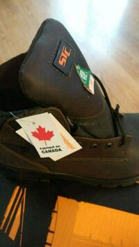 Brand new stc size 9.5 mens work boots Waterloo, N2T 2T4