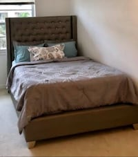 Modern queen bed  Miami Beach, 33139