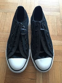 New converse all star authentic women size 8