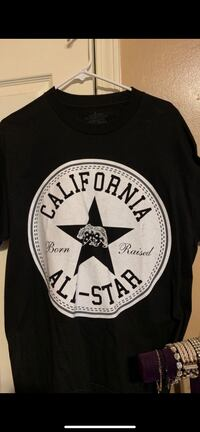 New shirt  Bakersfield