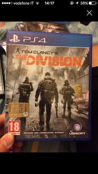 Schermata del caso di Sony PS4 Tom Clancy's The Division Roma, 00157