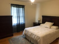 Three Piece Broyhill Bedroom Suite with Full Mattress and box spring