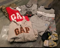 Baby GAP boys clothing lot 6 months - 3T