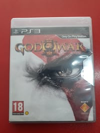 God of War III PS3 OYUN SIFIR  Paşa Mahallesi, 45200