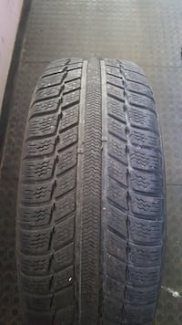 4 Michelin Winter Tires & Rims Milton, L9T 7N3