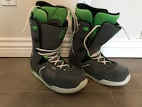 Ride men's snowboard boots size 9.  Excellent condition, worn for one season. Chilliwack, V2R 5N9