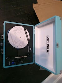 Victrola turntable
