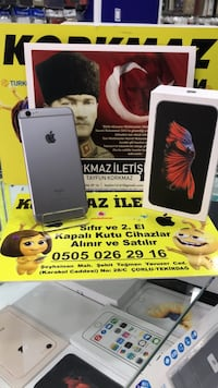 İphone 6s plus 64 gb temiz Çorlu, 59850
