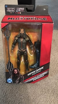 Dc comics multiverse aquaman action figure with pack Brooklyn Park, 55445