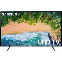 SAMSUNG 55.NU.7100 140 EKRAN UHD SMART LED TV Ankara