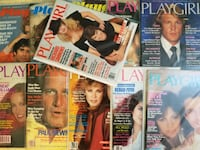 Back Issues of Playgirl  Las Vegas