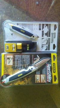 New Stanley Blade/Knife  Mechanicsville, 23111