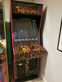 Primal Rage Atari arcade machine Knoxville