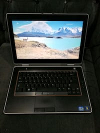 Dell i5 laptop 2.5 ghz 240 gb ssd 6 gb ram Brampton