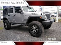 2015 Jeep Wrangler Unlimited Freedom Edition 4x4 4dr SUV