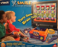 VTech VSmile Learning System and Add-on Art Studio System Montreal, H1E 6Y6