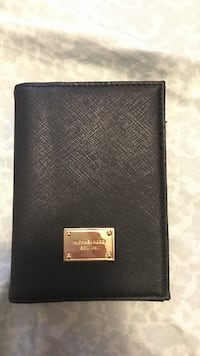 Black Michael Kors passport holder Edmonton, T6K 2B8