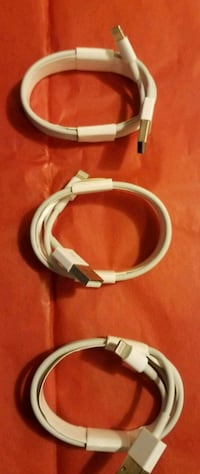 white and red USB cable Las Vegas, 89130