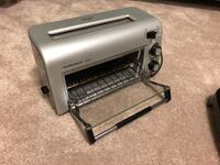 Gray and black toaster oven and coffee maker Alexandria, 22305
