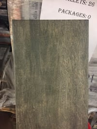 6 in. x 24 in. Floor and Wall Tile (14.55 sq. ft. / case) 70% off!!