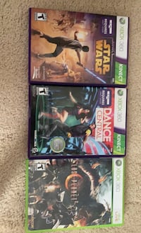 3 xbox games for the family!