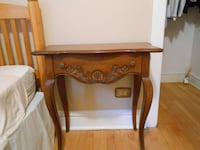 Small accent table or nightstand EVANSTON