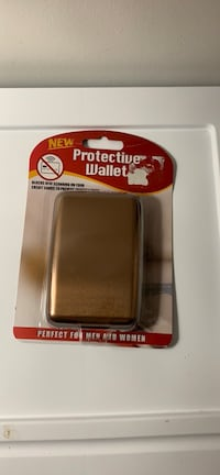Brown Protective Wallet
