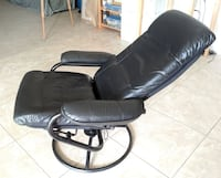Swivel And Reclining Chair With Removable Padding Las Vegas